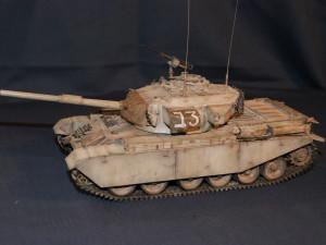 IDF Centurion Shot Mk.5 1960-Shot Mk.5/1 1967 (Six Day War) (AFV Club AF35159)