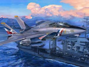 F-14D Super Tomcat (Trumpeter 03203)