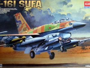 F-16I Sufa (Academy 12105)